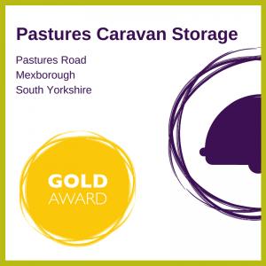 Pastures Caravan Storage
