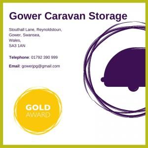 Gower Caravan Storage