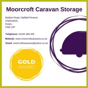Moorcroft Caravan Storage