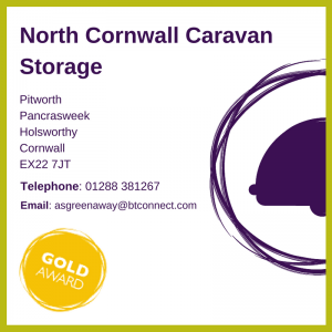 North Cornwall Caravan Storage