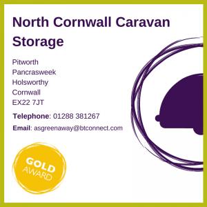 North Cornwall Caravan Storage