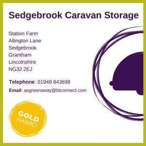 Sedgebrook Caravan Storage