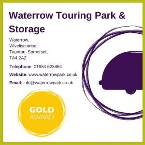 Waterrow Touring Park - Caravan Storage