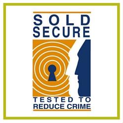 Sold Secure caravan security