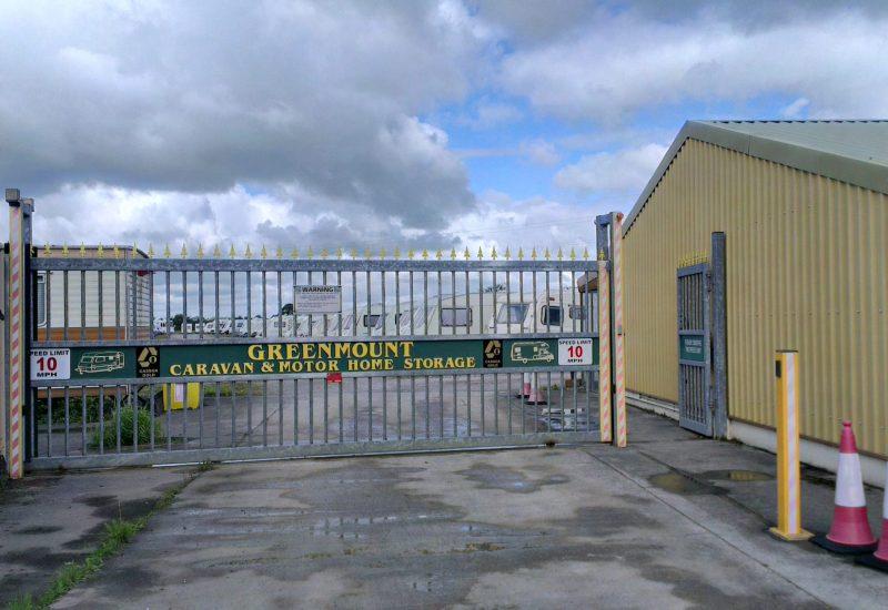 Greenmount Motorhome Storage Lancashire