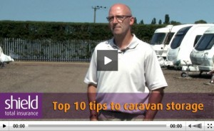 Top 10 Tips for Caravan Storage