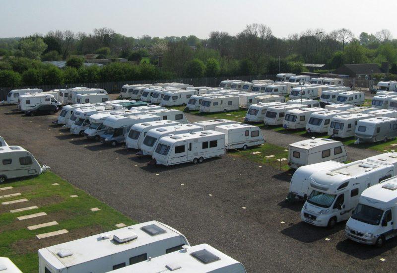 Secure Self Storage Peterborough - Border Caravan Storage