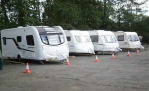 Motorhome Storage Hampshire - Roddington Forge Leisure Storage