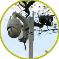CCTV - Storage