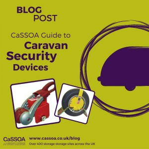 Caravan Security Devices