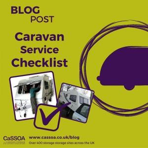 Caravan Service Checklist