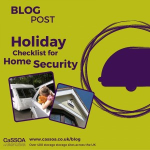 Holiday Checklist for Home Security