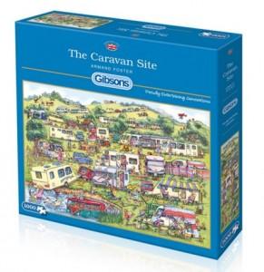 Caravan Jigsaw
