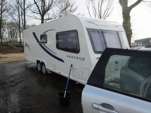Caravan care - caravan maintenance