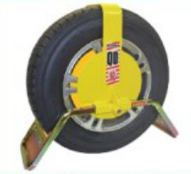 Wheel Clamp - Caravan Security - CaSSOA