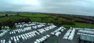 Salop Leisure - Caravan Storage Shropshire