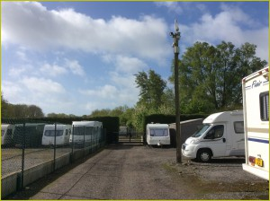 Gatewick Caravan Storage - Caravan Storage West Sussex