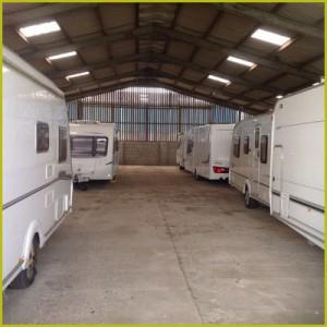 Honiley Estates - Caravan Storage Warwickshire