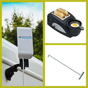 Caravan Gift Gadget Ideas