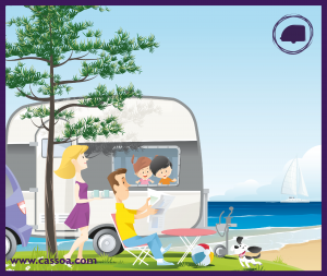 Family Travel Caravans