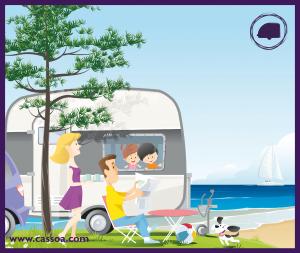Family Travel Caravans