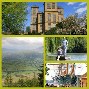 Things to Do - England - Derbyshire - Cambridge - Portsmouth - Cumbria