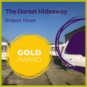 The Dorset Hideaway - Dorset Caravan Storage