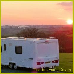 Headon Farm Touring Park - Campsite Devon