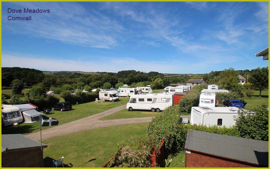 Dove Meadows - Caravan Site Cornwall