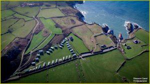Rhosson Ganol - Caravan Site Pembrokeshire