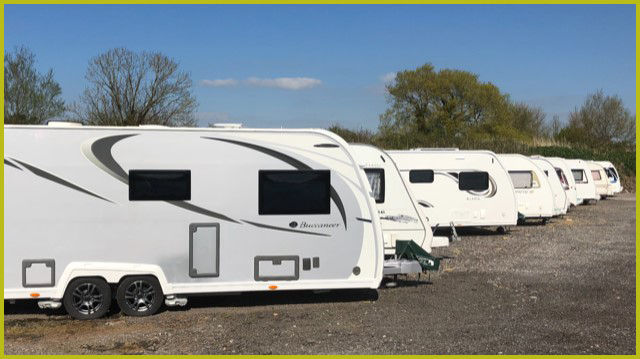 Greentcrest Storage - Caravan Storage Somerset