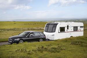 Bailey Caravan - Family Caravan