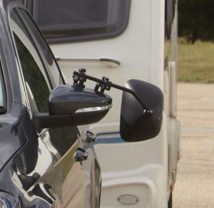 caravan towing mirrors