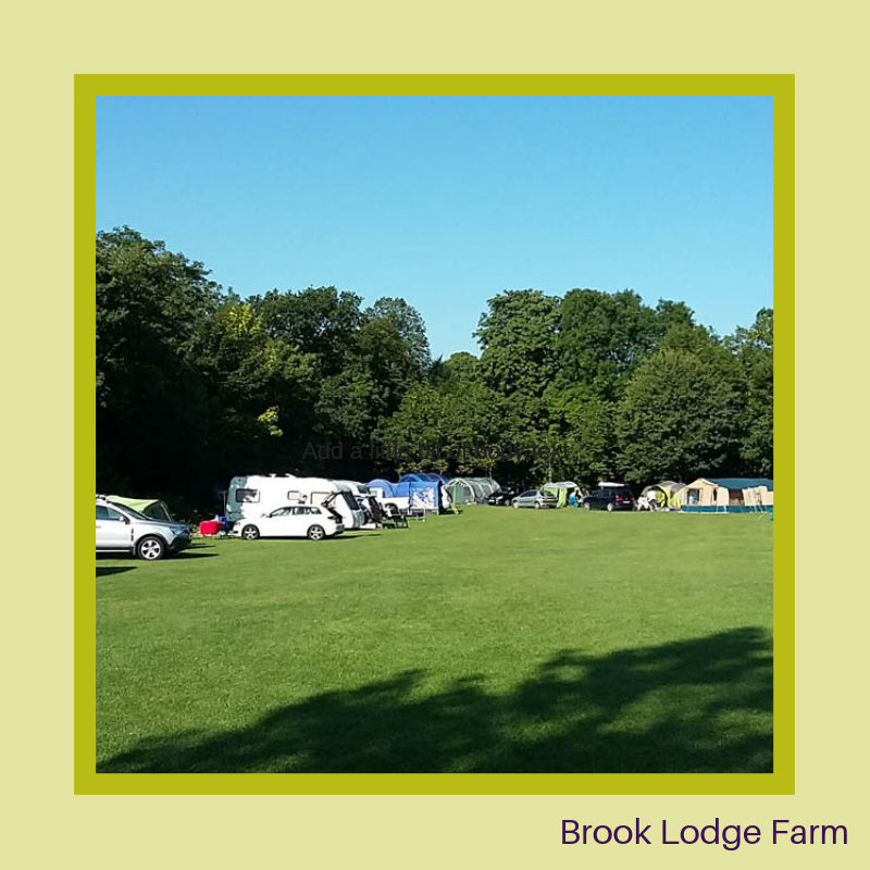 Brook Lodge Farm - Caravan Site Bristol