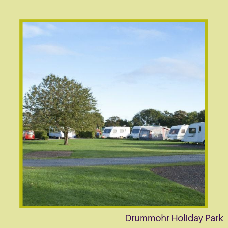 Drummohr Holiday Park - Caravan Site Edinburgh