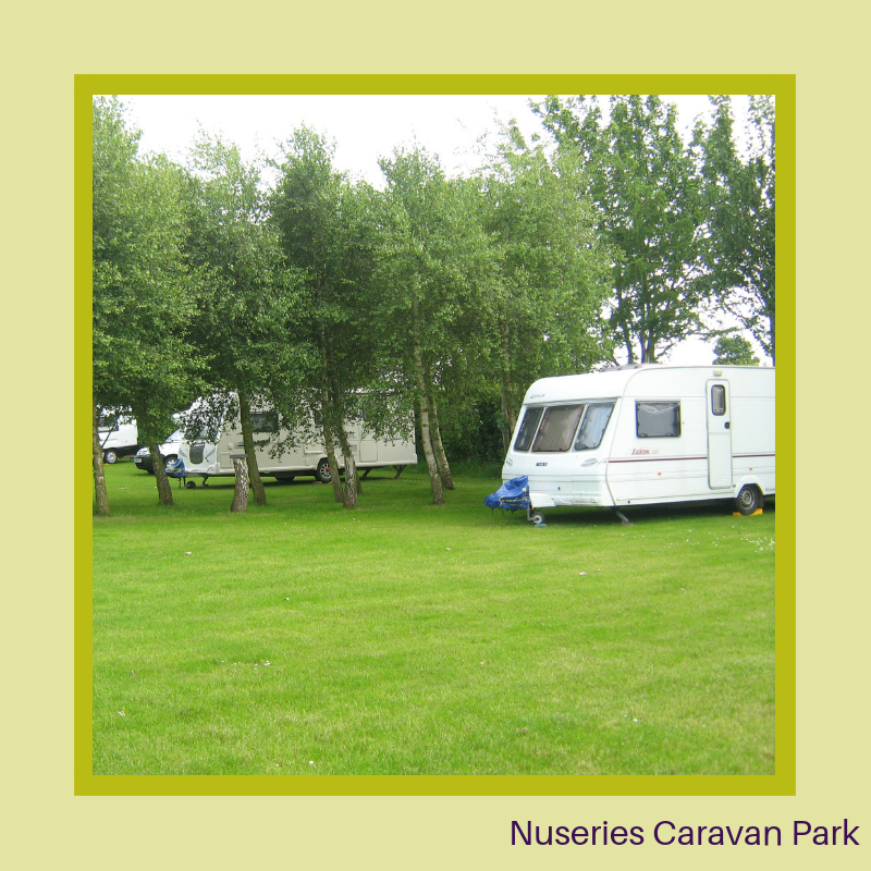 Nurseries Caravan Park - Caravan Site York