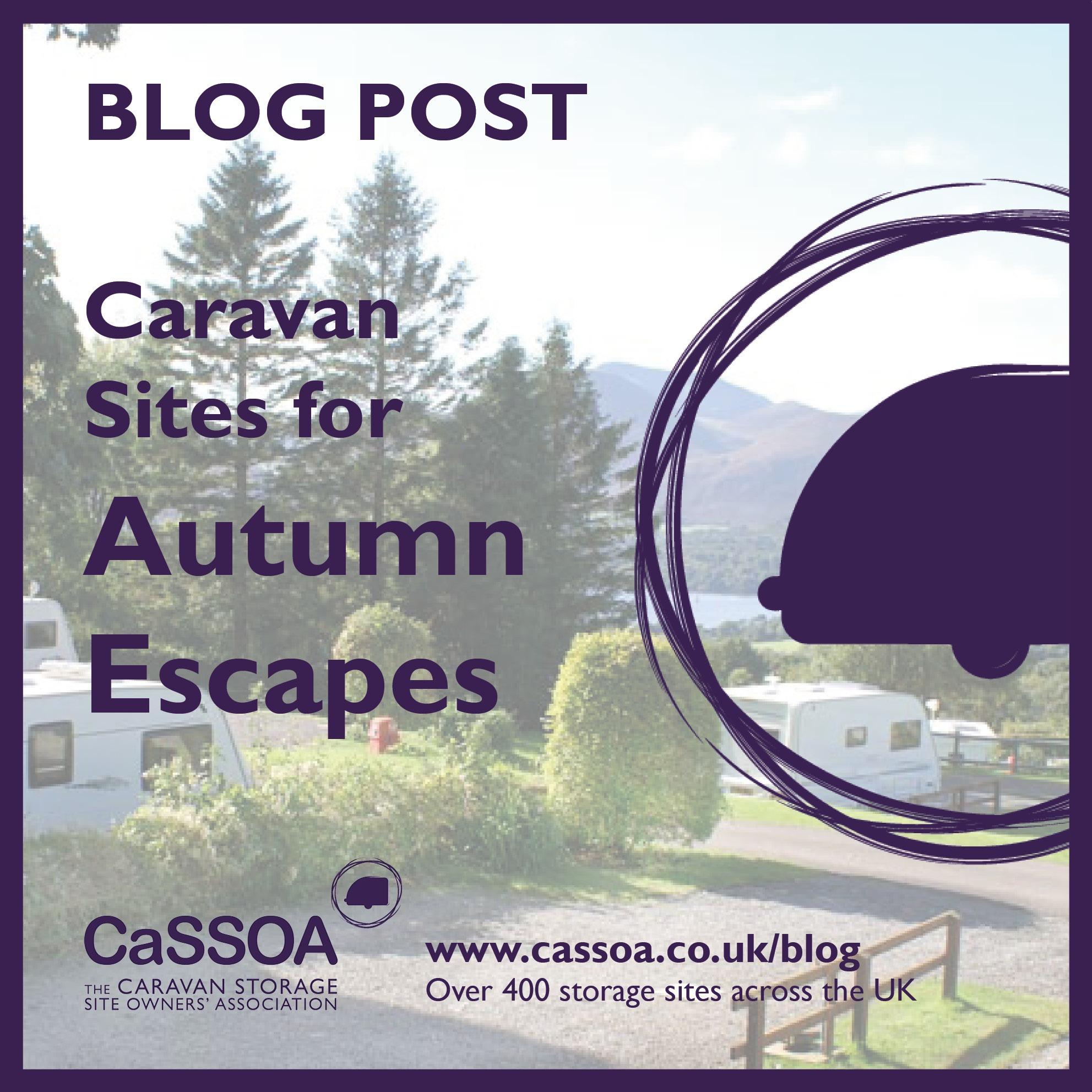 Autumn Caravan Escapes