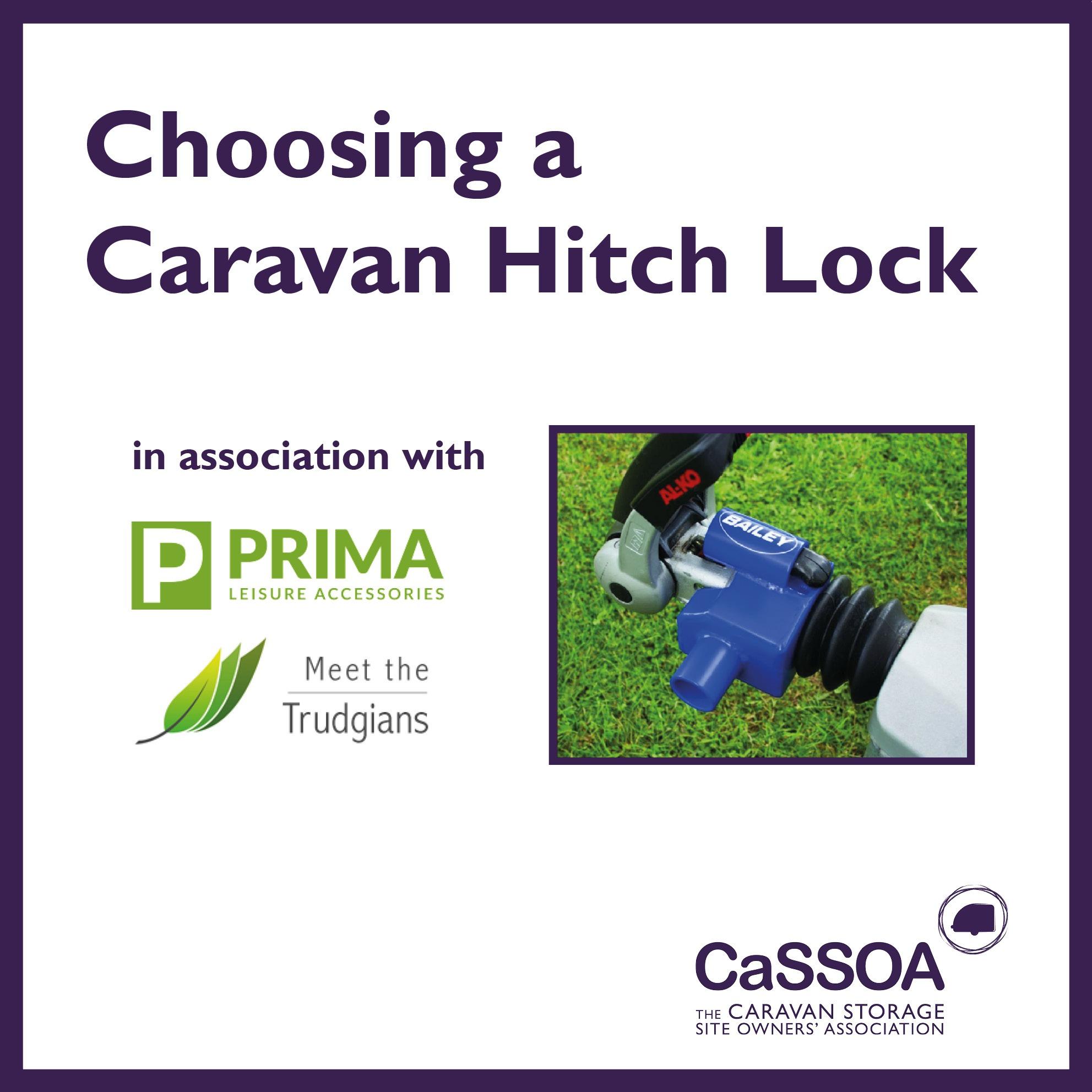 Beginners Guide to Caravan Hitch Locks - NEW