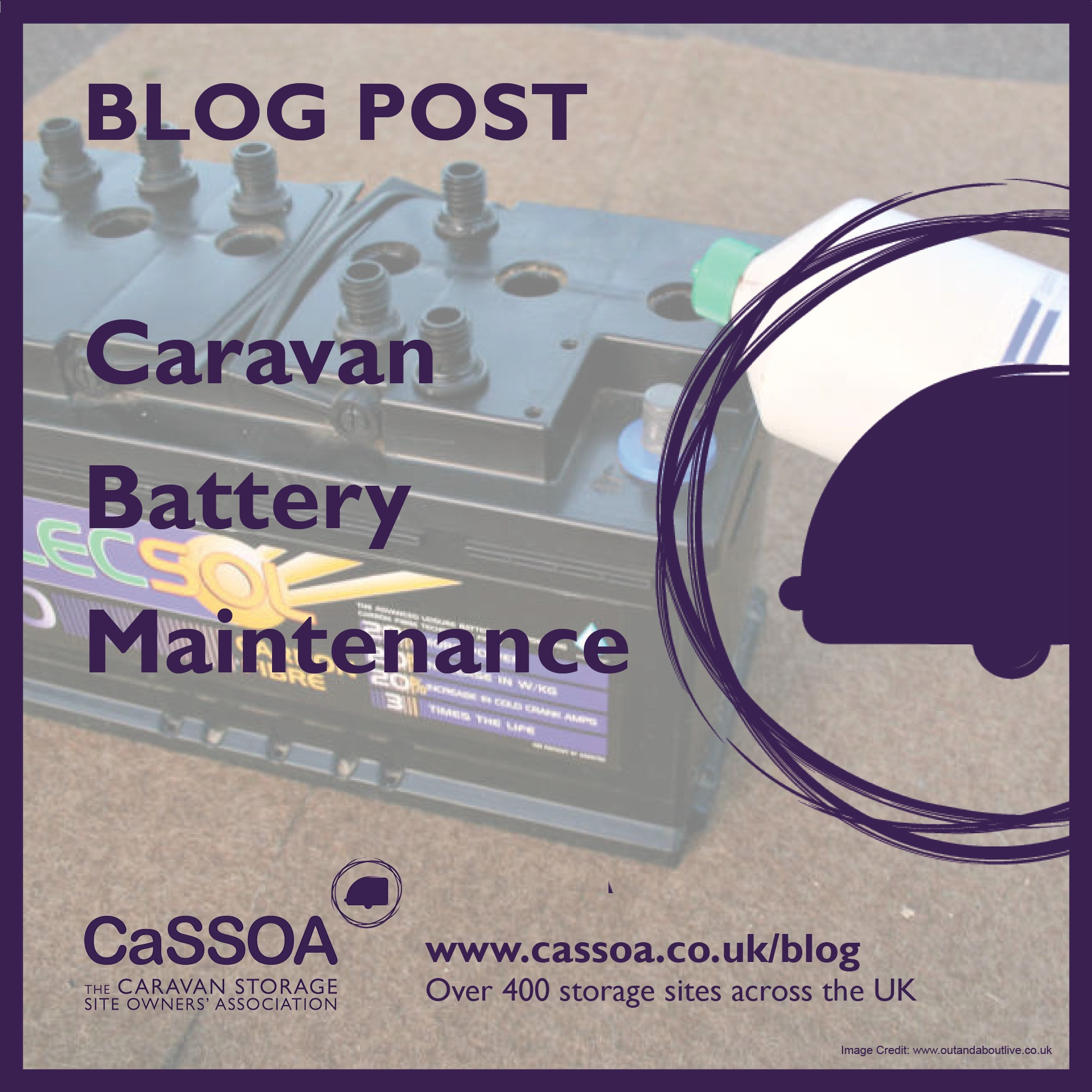 Caravan Battery Maintenance