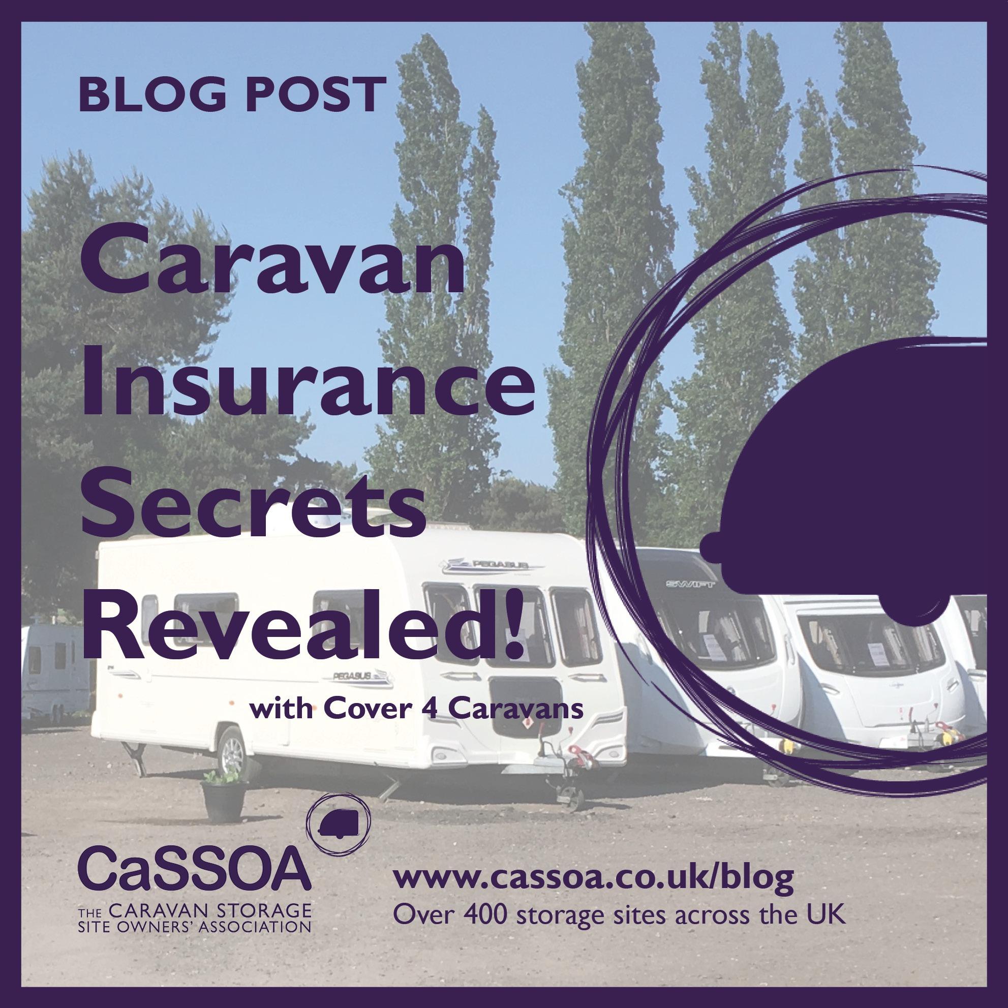 Caravan Insurance Secrets