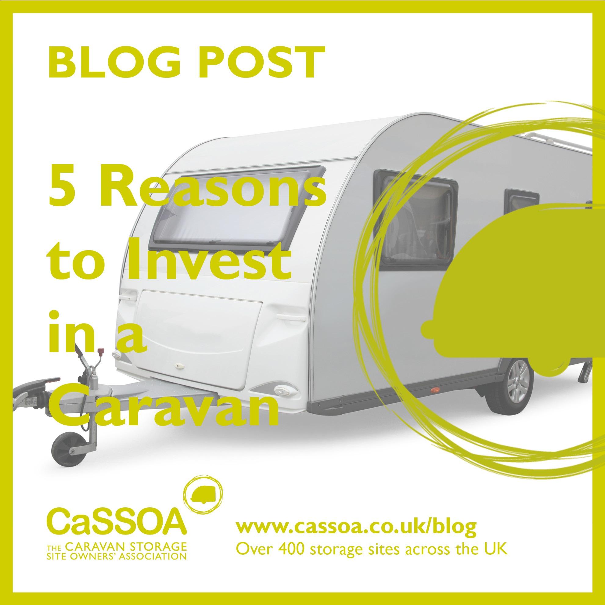 Reasons to Buy in a Caravan