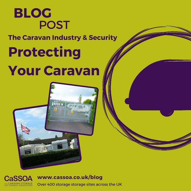 Caravan Industry & Security - Protecting your Caravan