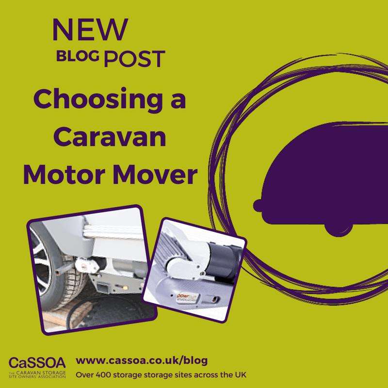 Choosing A Caravan Motor Mover