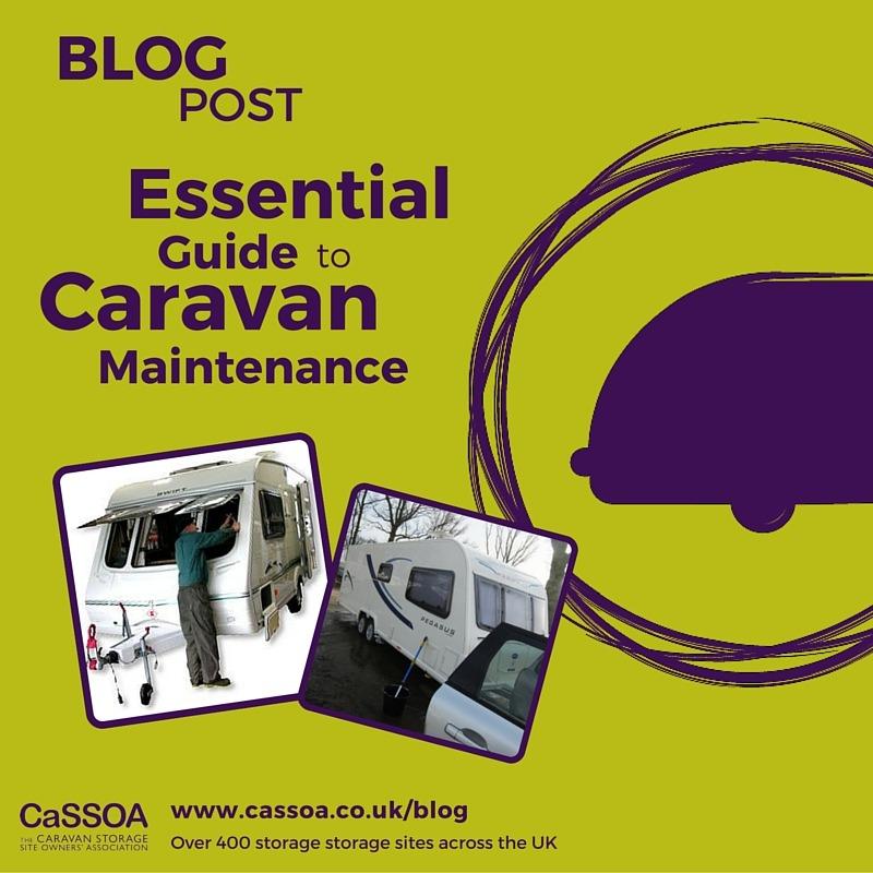Essential Guide to Caravan Maintenance