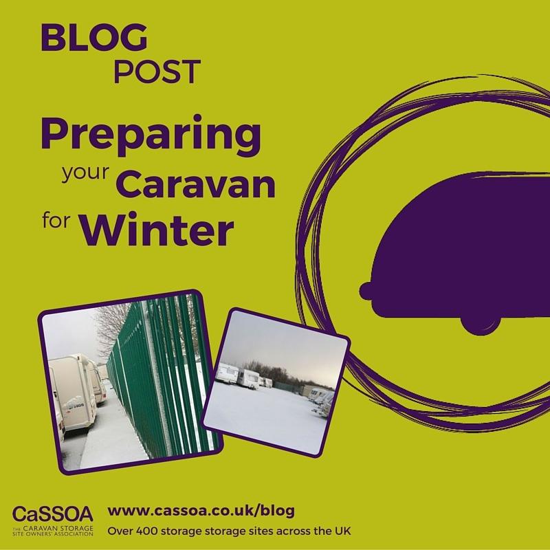 Preparing your Caravan for Winter