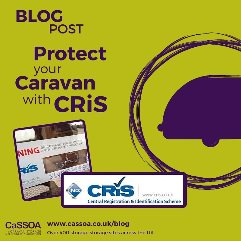 Protect your Caravan with CRiS