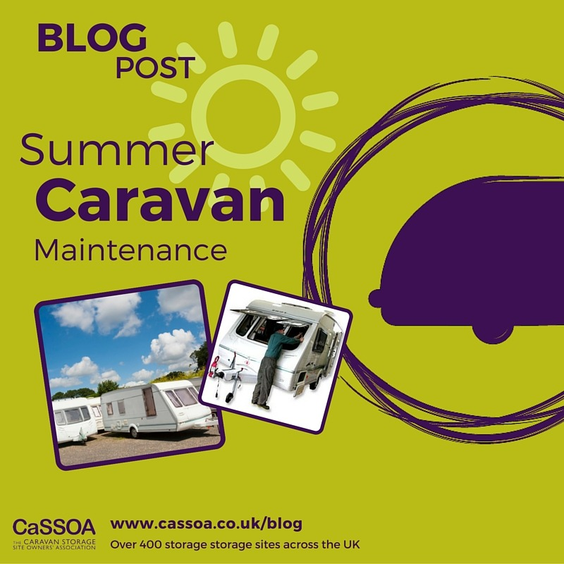 Summer Caravan Maintenance