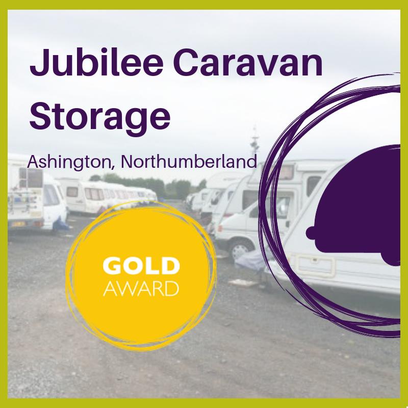 Jubilee Caravan Storage - Caravan storage Northumberland