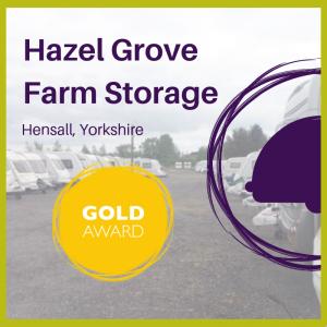 Caravan Storage Leeds Yorkshire Humberside
