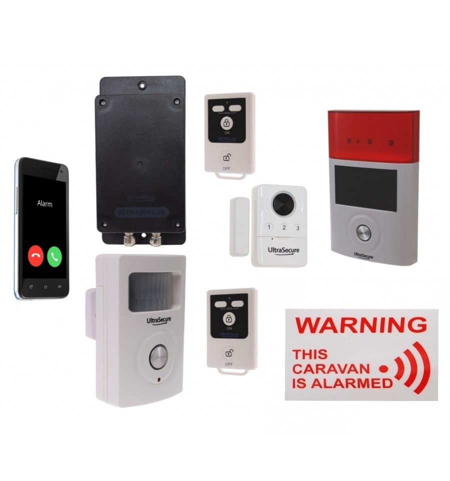 Ultrasure Direct Caravan Alarms
